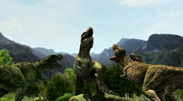The Dino King Ripped 299MB Animated Movie Free Download