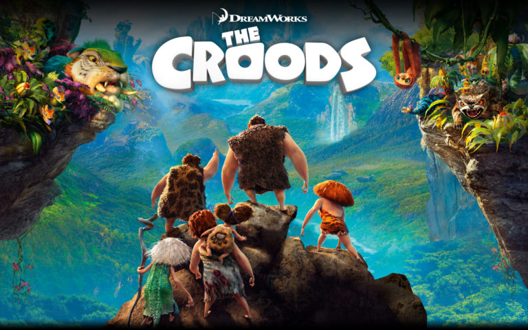 The Croods 2013 300MB 480p Dual Audio Free Download