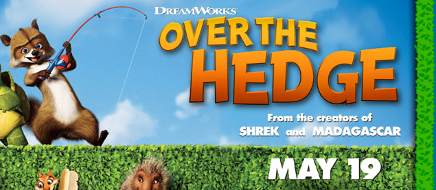 Over The Hedge Free Download English and Hindi Dubbed HD 720P
