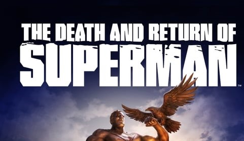 The Death and Return of Superman 2019 480P BRRip English