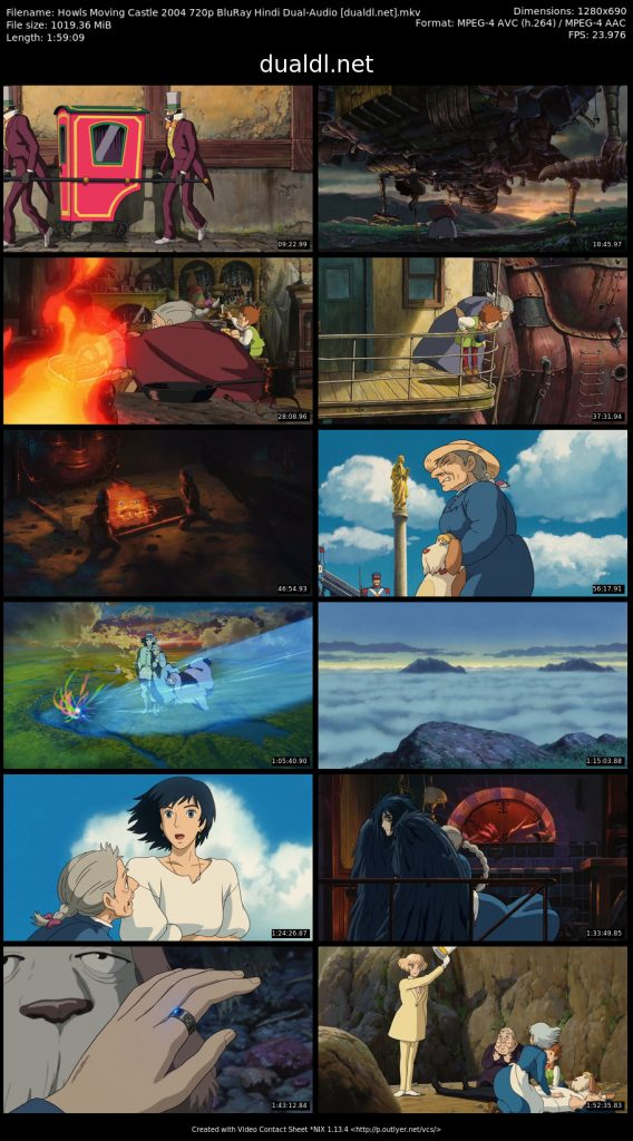 Howls Moving Castle Characters