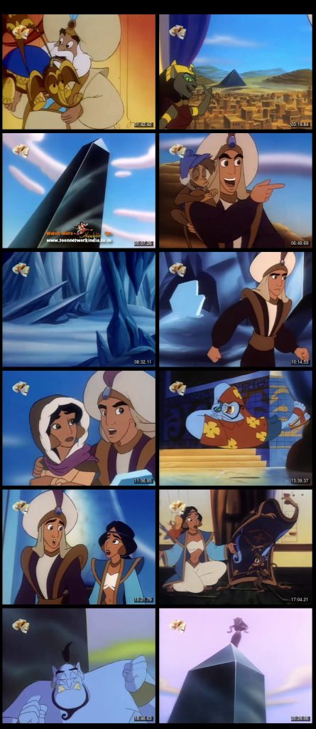 Aladdin Old Series Episode 36