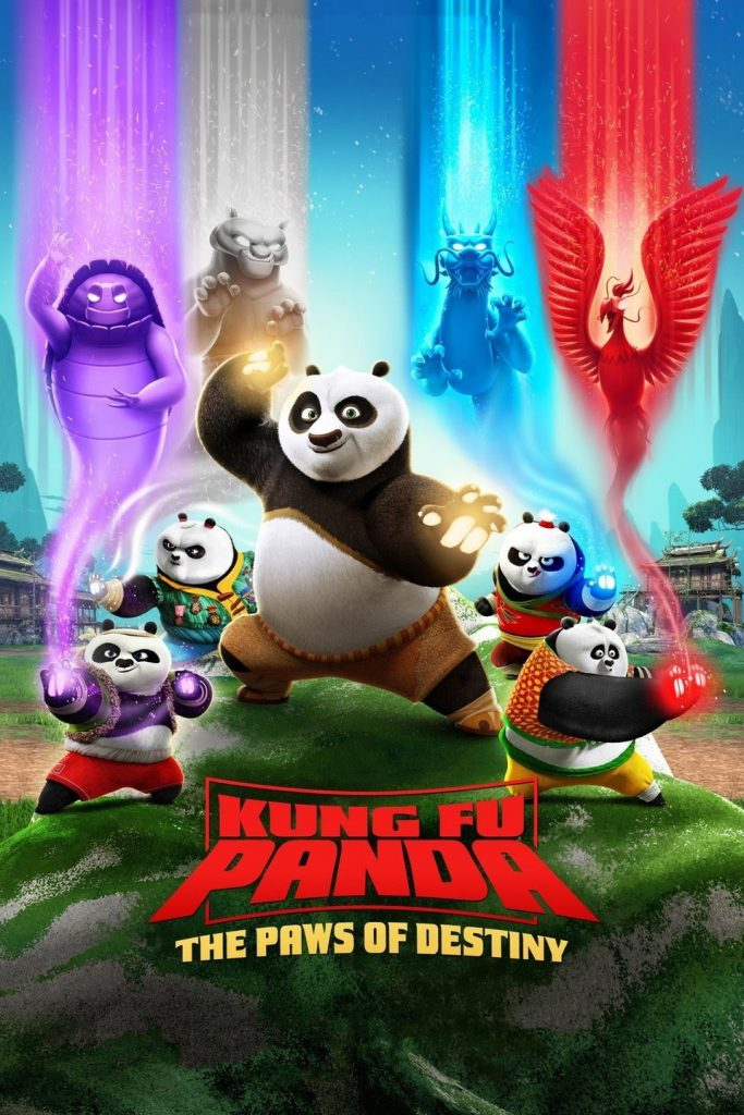 Kung Fu Panda The Paws of Destiny Season 1 Episode 1 Hindi Dubbed