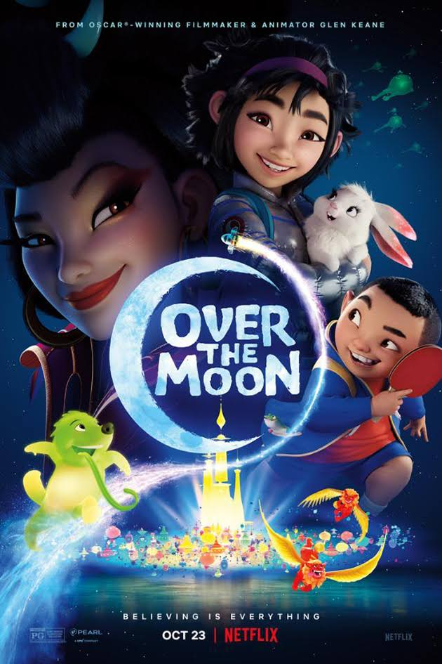 Over the Moon Full Movie Hindi Dubbed