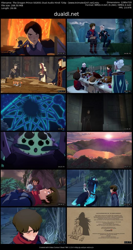 The Dragon Prince S02E01