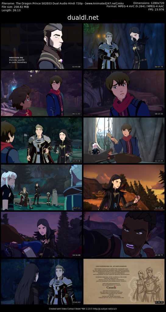 The Dragon Prince Season 2 Episode 3