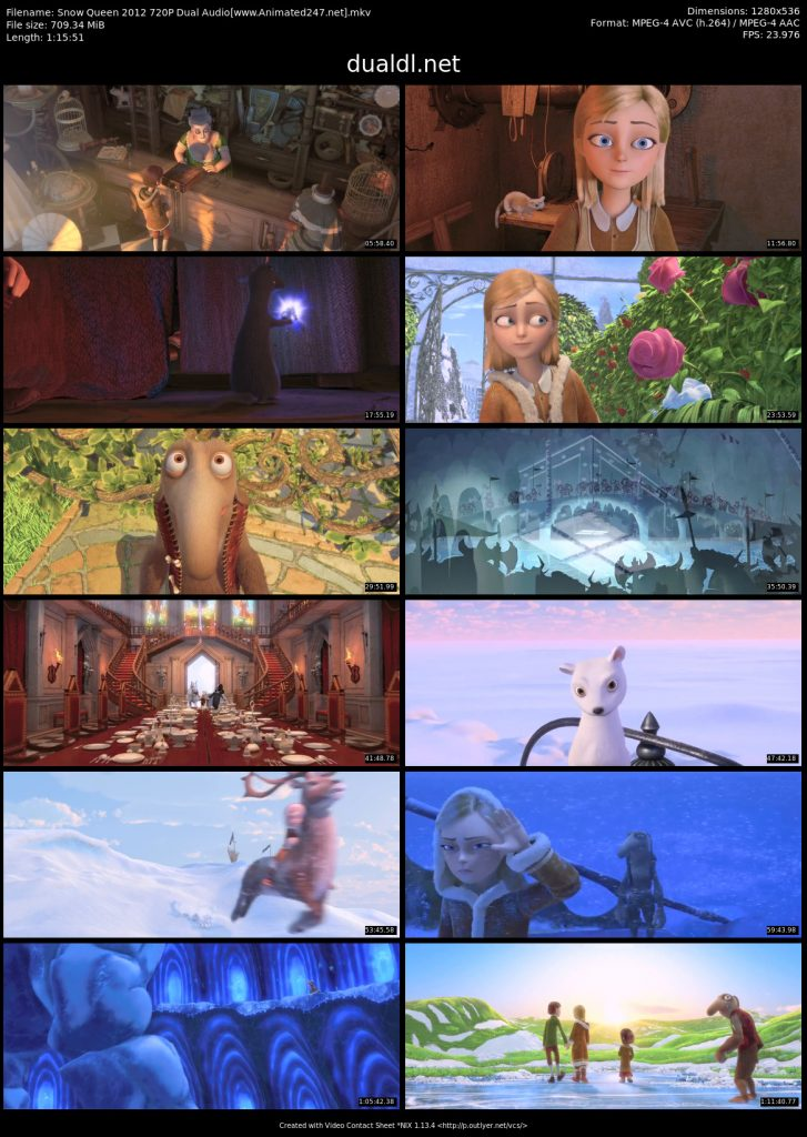 Snow Queen The Movie Full Movie in HD 720P Hindi Dubbed